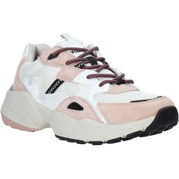 Zapatos Mujer Zapatillas bajas Wrangler WL01650A Rosado