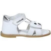Zapatos Niña Sandalias Melania ME8002B8E.A Blanco