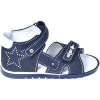 Zapatos Niños Sandalias Melania ME0821A9E.B Azul