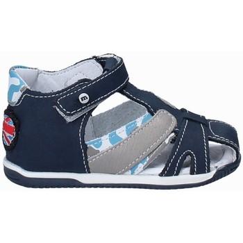 Zapatos Niños Sandalias Melania ME0809A8E.A Azul