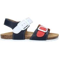 Zapatos Niños Sandalias Bionatura LUCA IMB Azul