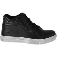 Zapatos Niños Zapatillas altas Melania ME6453F8I.Y Negro