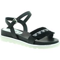Zapatos Mujer Sandalias Mally 6260 Negro