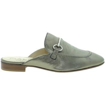 Zapatos Mujer Zuecos (Clogs) Mally 6103 Marrón