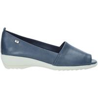 Zapatos Mujer Sandalias Valleverde 41141 Azul