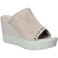 Zapatos Mujer Zuecos (Mules) Impronte IL91611A Beige