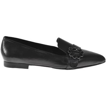 Zapatos Mujer Mocasín Elvio Zanon I3203B Negro