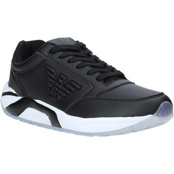 Zapatos Hombre Zapatillas bajas Ea7 Emporio Armani X8X022 XK116 Negro