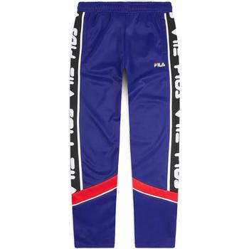 textil Hombre Pantalones de chándal Fila 687707 Azul