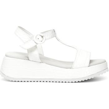 Zapatos Mujer Sandalias Café Noir HB950 Blanco