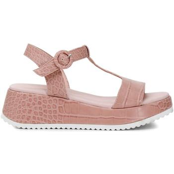 Zapatos Mujer Sandalias Café Noir HB950 Rosado