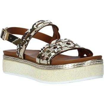 Zapatos Mujer Sandalias Café Noir GC907 Otros