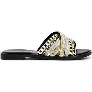 Zapatos Mujer Zuecos (Mules) Café Noir GD991 Negro