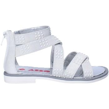 Zapatos Niña Sandalias Asso 64026 Gris