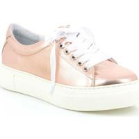 Zapatos Mujer Zapatillas bajas Grunland SC3880 Rosado