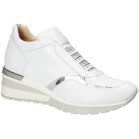 Zapatos Mujer Zapatillas bajas Exton E07 Blanco