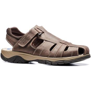 Zapatos Hombre Sandalias Stonefly 108693 Marrón