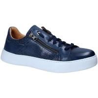 Zapatos Hombre Zapatillas bajas Exton 512 Azul
