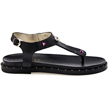 Zapatos Mujer Sandalias Apepazza JPL06 Negro
