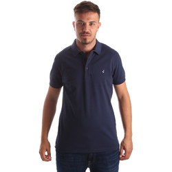 textil Hombre Polos manga corta Navigare NV82097 Azul