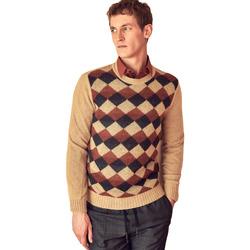 textil Hombre Jerséis Antony Morato MMSW00855 YA400113 Beige