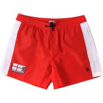 textil Hombre Bañadores U.S Polo Assn. 45282 41393 Rojo