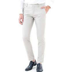 textil Hombre Pantalones chinos Antony Morato MMTR00407 FA800046 Gris