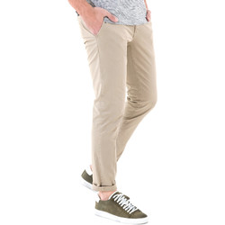 textil Hombre Pantalones chinos Antony Morato MMTR00387 FA800060 Beige