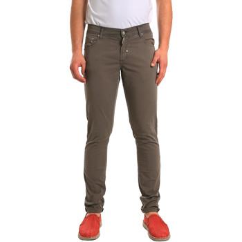 textil Hombre Pantalones con 5 bolsillos Antony Morato MMTR00372 FA800060 Verde