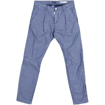 textil Hombre Pantalones chinos Antony Morato MMTR00378 FA850155 Azul