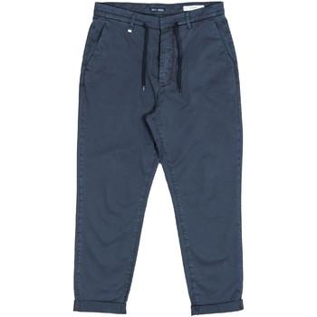 textil Hombre Pantalones chinos Antony Morato MMTR00379 FA800060 Azul