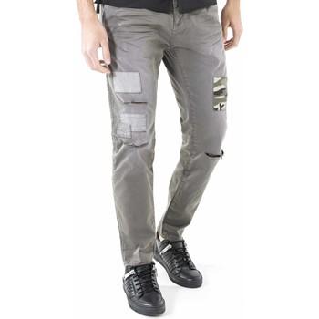 textil Hombre Pantalones Antony Morato MMTR00378 FA760024 Gris