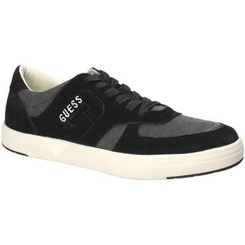 Zapatos Hombre Zapatillas bajas Guess FMDER1 LEA12 Negro