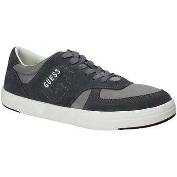 Zapatos Hombre Zapatillas bajas Guess FMDER1 LEA12 Gris