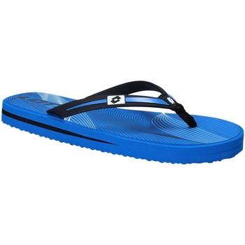 Zapatos Hombre Chanclas Lotto T4761 Azul