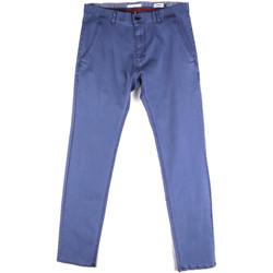 textil Hombre Pantalones chinos Gaudi 811FU25033 Azul