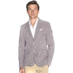 textil Hombre Chaquetas / Americana Gaudi 811FU35037 Rojo