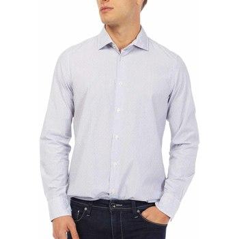 textil Hombre Camisas manga larga Gas 151144 Azul