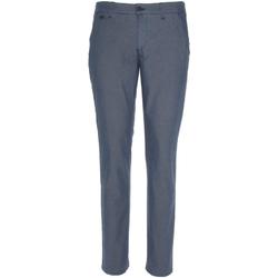 textil Hombre Pantalones chinos NeroGiardini P870106U Azul