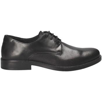 Zapatos Hombre Derbie Enval 1200000 Negro