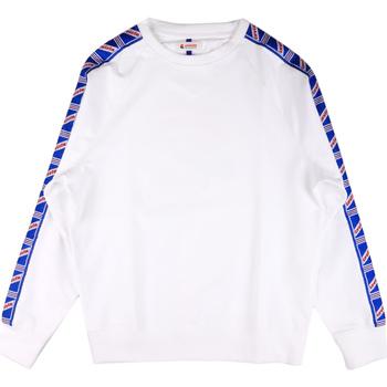 textil Hombre Sudaderas Invicta 4454153/U Blanco