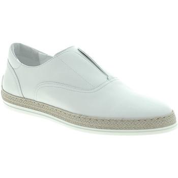 Zapatos Hombre Alpargatas Triver Flight 997-02 Blanco