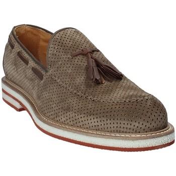 Zapatos Hombre Mocasín Exton 675 Marrón