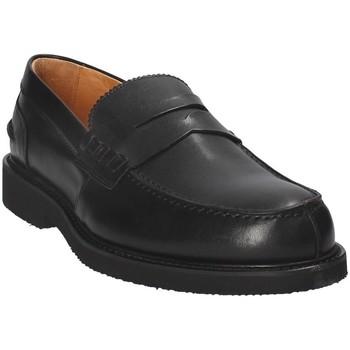 Zapatos Hombre Mocasín Exton 9102 Negro