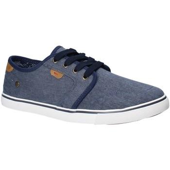 Zapatos Hombre Zapatillas bajas Wrangler WM181000 Azul