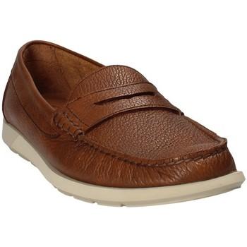 Zapatos Hombre Mocasín Maritan G 460390 Marrón