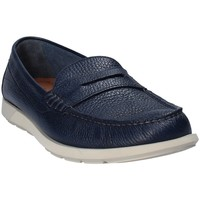 Zapatos Hombre Mocasín Maritan G 460390 Azul