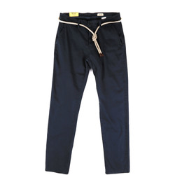 textil Hombre Pantalones chinos Impure ALEX-215 Azul