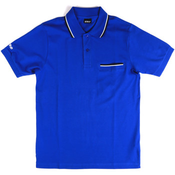 textil Hombre Polos manga corta Key Up 2Q827 0001 Azul
