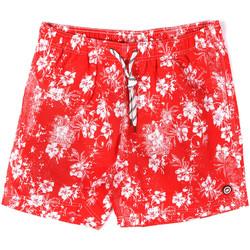 textil Hombre Bañadores Key Up 2M09X 0001 Rojo